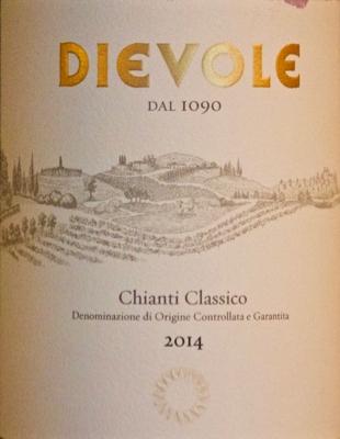 Dievole Chianti Classico DOCG 2011