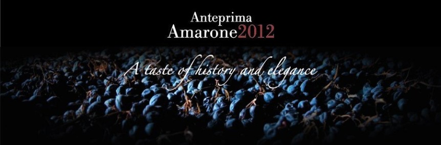 FIJEV and Anteprima Amarone 2012 Exhibition