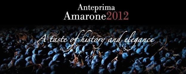 FIJEV and Anteprima Amarone 2012 Exhibition