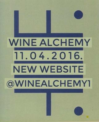 All New Wine Alchemy Website 11 April 2016