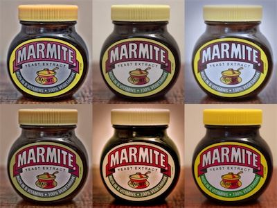 Ode to Marmite - spreading the love