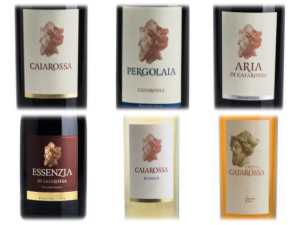 The wines of Caiarossa
