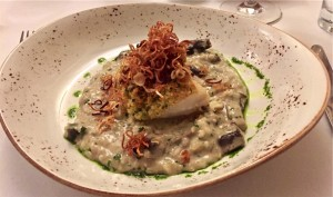 The Wensleydale Heifer - Hake Risotto