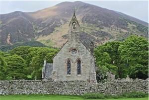 Ravenstone Lodge - St. Bega's Celtic Church