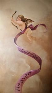The Wensleydale Heifer - Chocolate Heaven