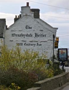 The Wensleydale Heifer - West Witton