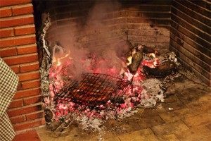 Mendoza sausages!