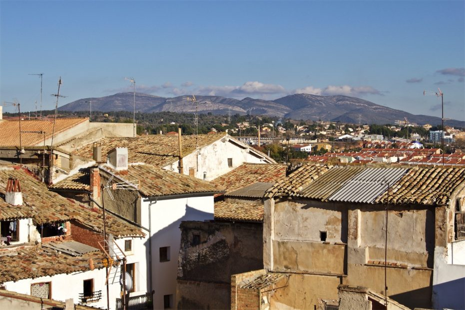 PDO Utiel-Requena / Bobal Requena rooftops