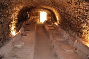 Cellar del Roure buried Amphorae, DO València