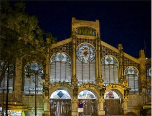 Mercado Central, València