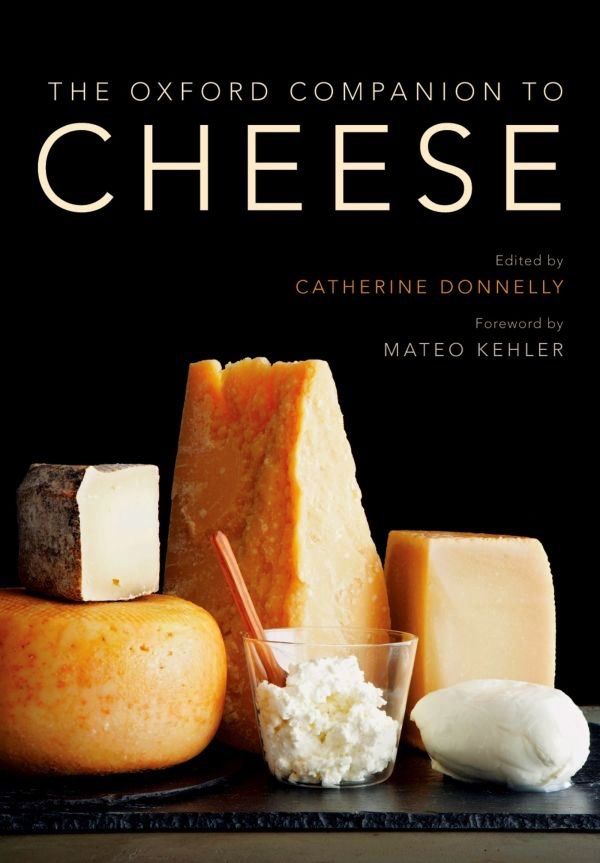 Book Review: The Oxford Companion to Cheese