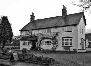 Sunday Lunch at The White Swan, Wighill