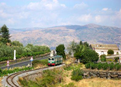 Etna - Ferrovia Circumetnae