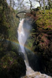 Aira force, near Leeming House ©UNESCO/Val Corbett