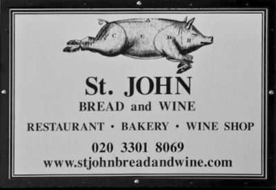 St John Bread and Wine