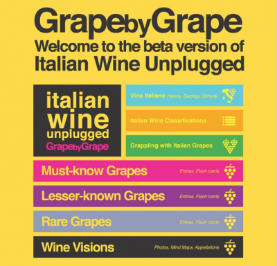 Italian Wine Unplugged