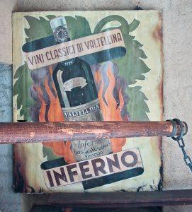 Valtellina, Inferno Advertising