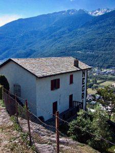 Nino Negri, Valtellina Sforzato Fruttai