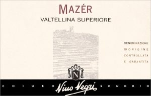 Nino Negri Mazér Valtellina Superiore DOCG