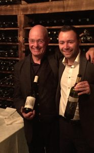 A brilliant Winemaker Dinner in the Alto Adige with Martin Aurich and Armin Gratll
