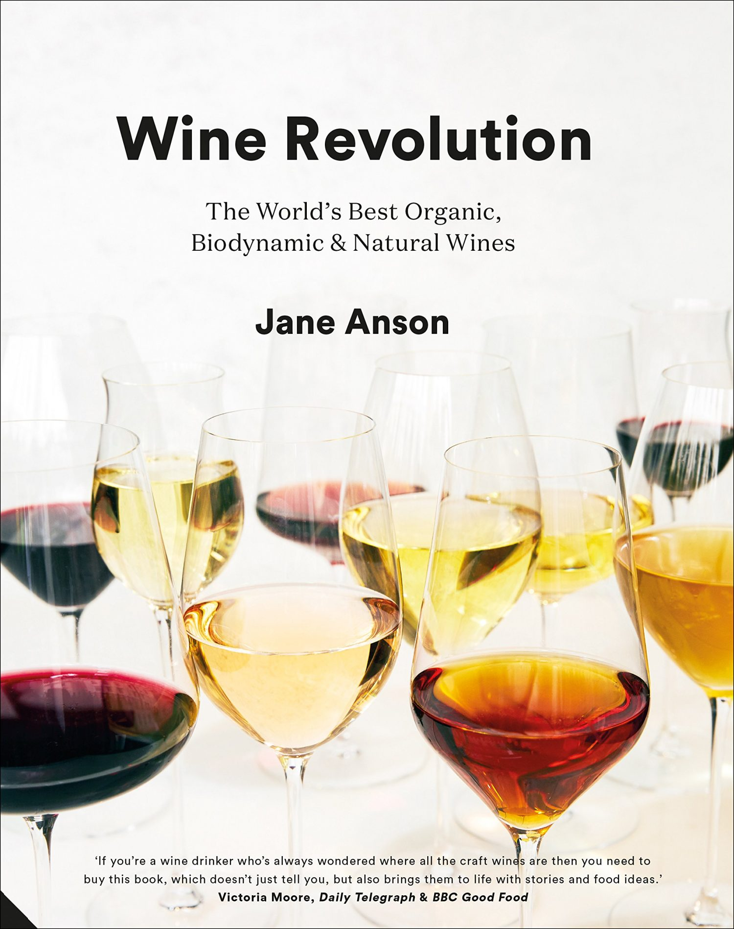 Wine Revolution Jane Anson