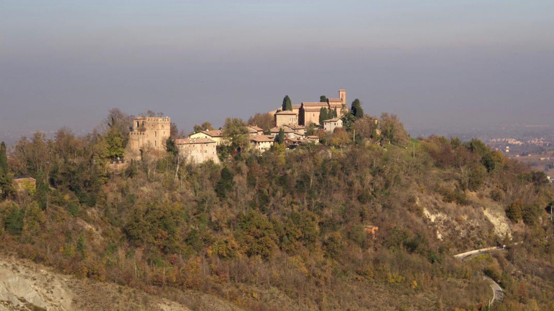 Abbazia di Monteveglio. DOCG Colli Bolognesi Pignoletto. Grechetto Gentile