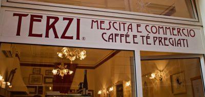 Caffé Terzi, Bologna Coffee