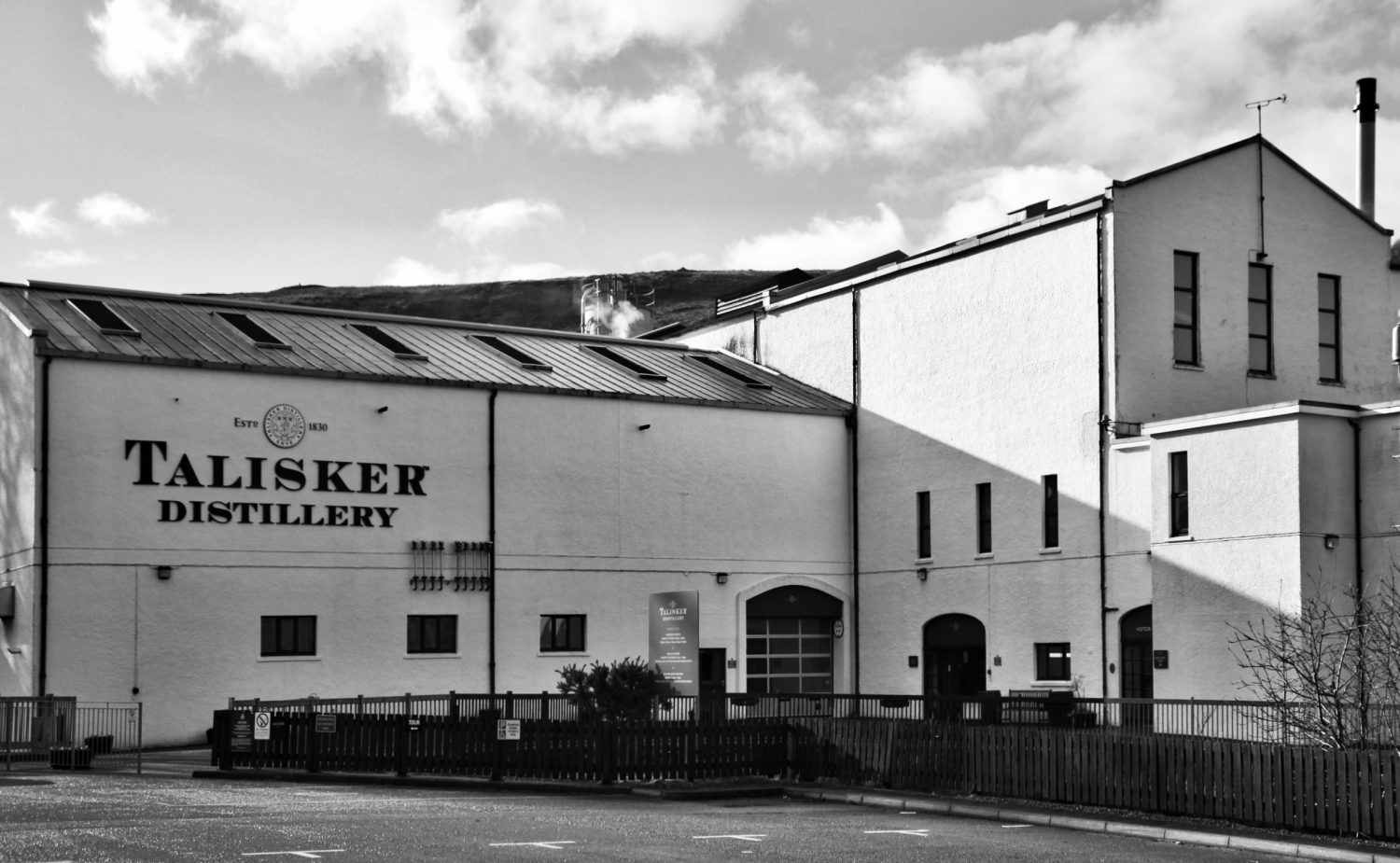 Talisker Distillery, Carbost, Isle of Skye