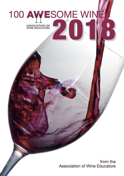 100 AWEsome Wines 2018