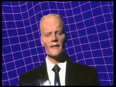 Max Headroom 20 Minutes Into the Future ©All3Media