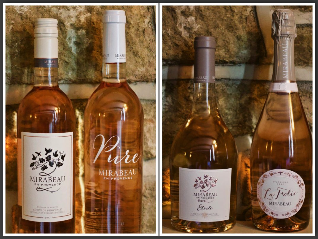 Mirabeau: Rosé from the Côtes de Provence
