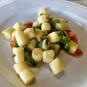 Partner Castelli di Jesi with Gnocci