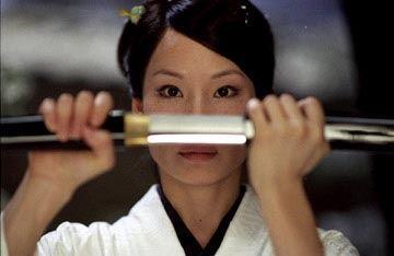 O Ren Ishii. © Miramax. Kill Bill. Haiku