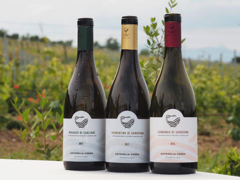 Antonella Corda wines, Sardegna