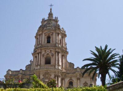 Sicily - San Georgia Cathedral, Modica