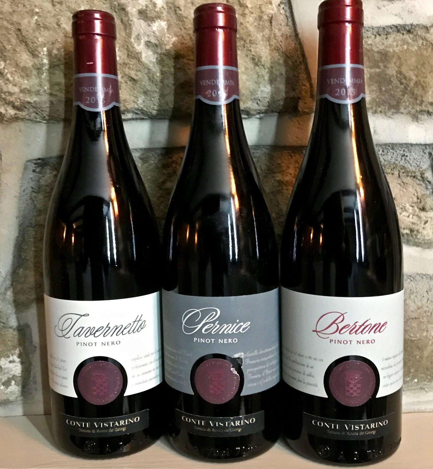 Conte Vistarino Pinot Nero