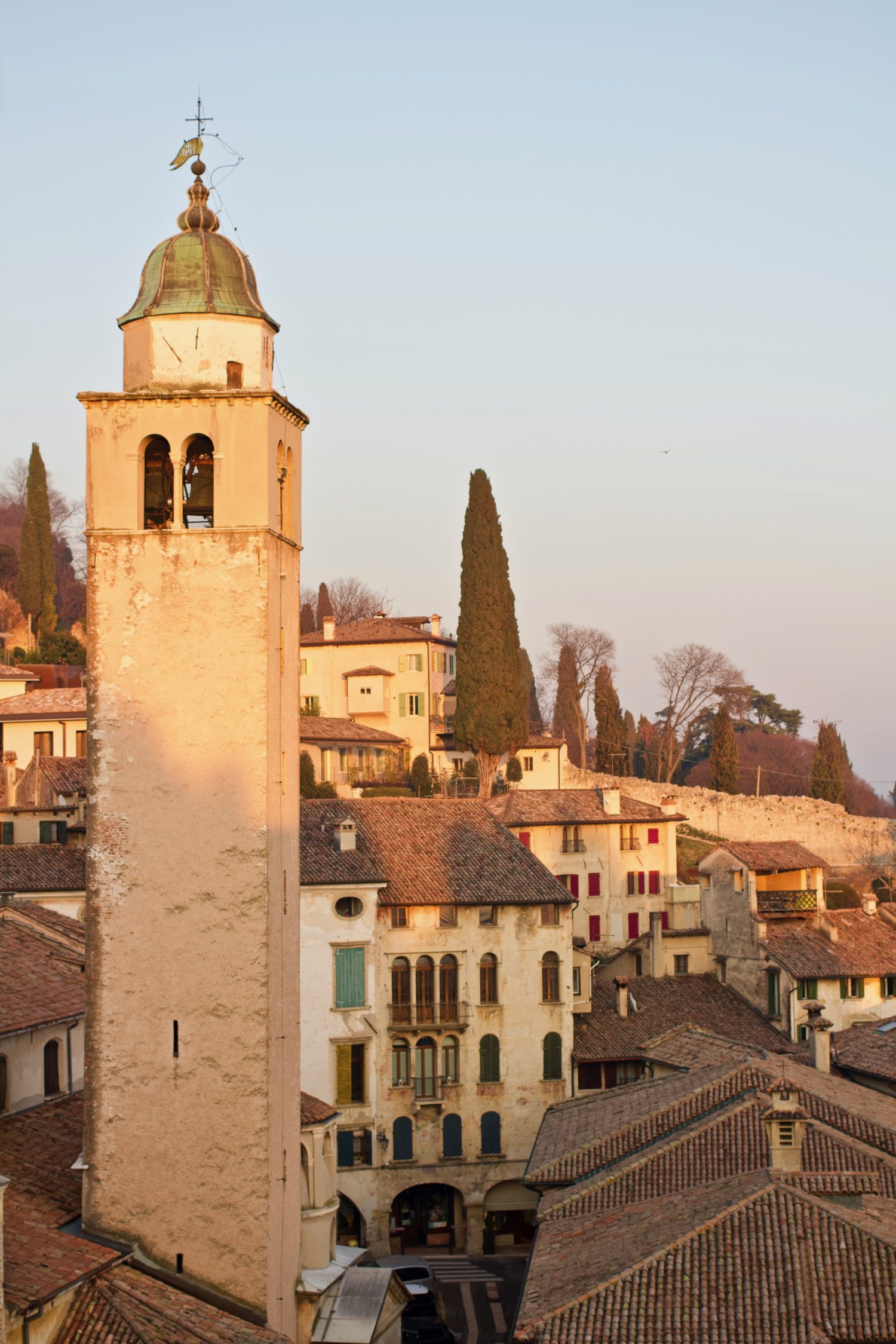 Asolo, Cathedral Bell Tower