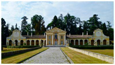Villa Barbaro, Maser, near Asolo