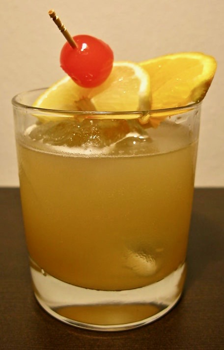 Whisky Sour; F Scott Fitzgerald