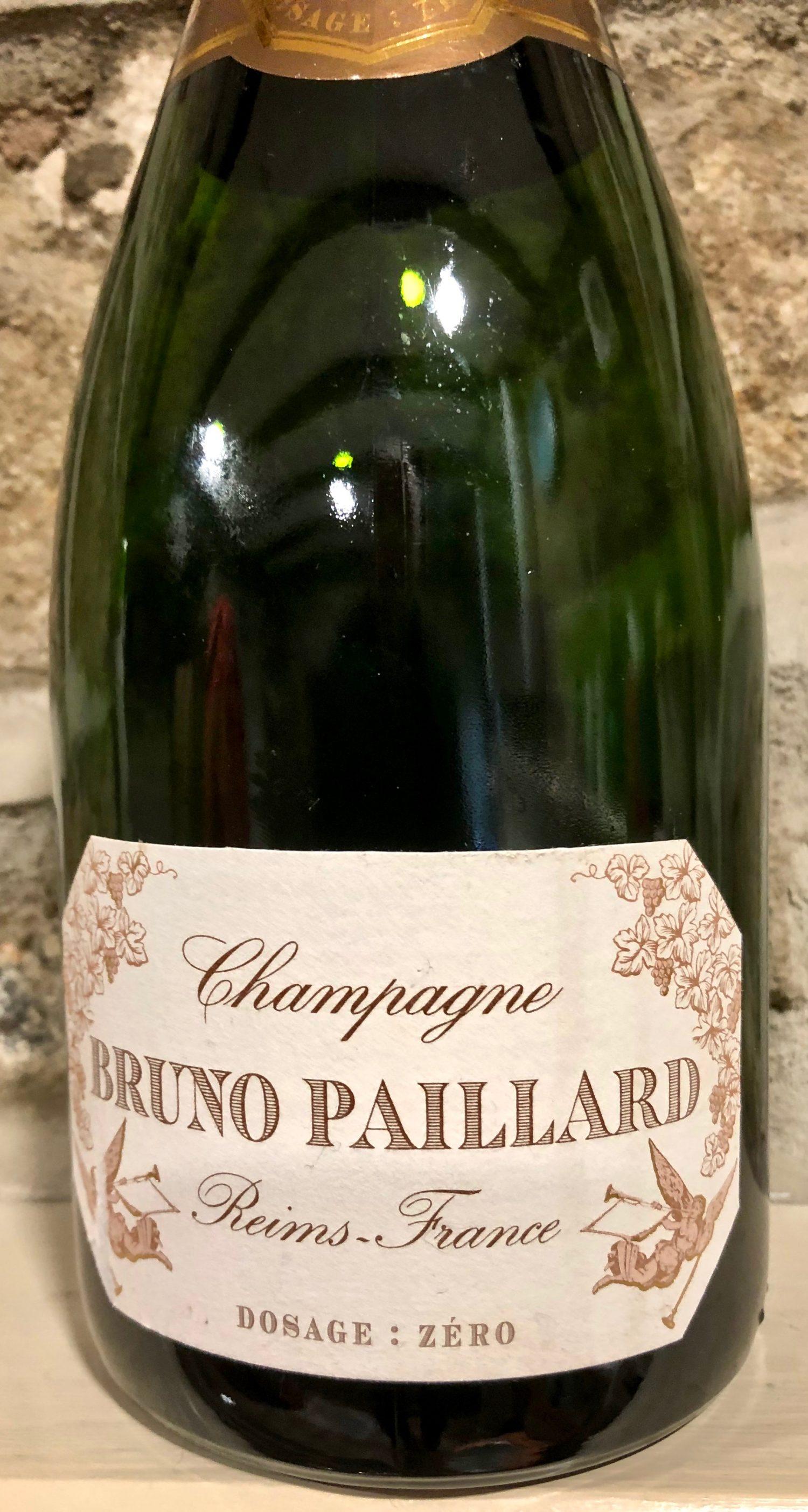 Champagne Bruno Paillard Dosage Zero