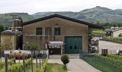 Corte Giacobbe winery