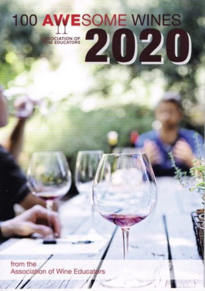 AWEsome Wines 2020 AWE