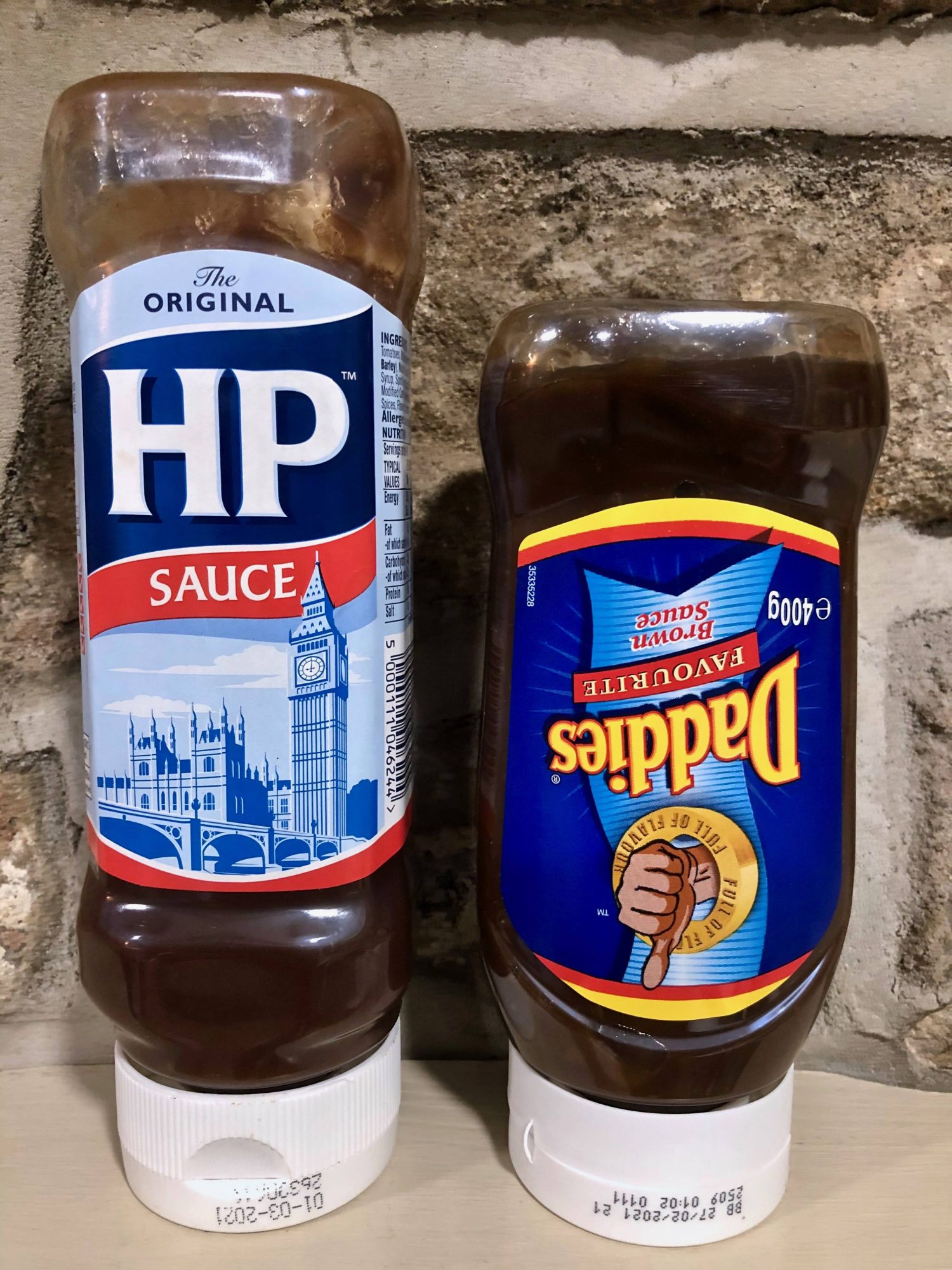 Brown Sauce Icons
