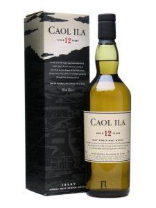 Caol Ila 12 y.o. Islay Single Malt