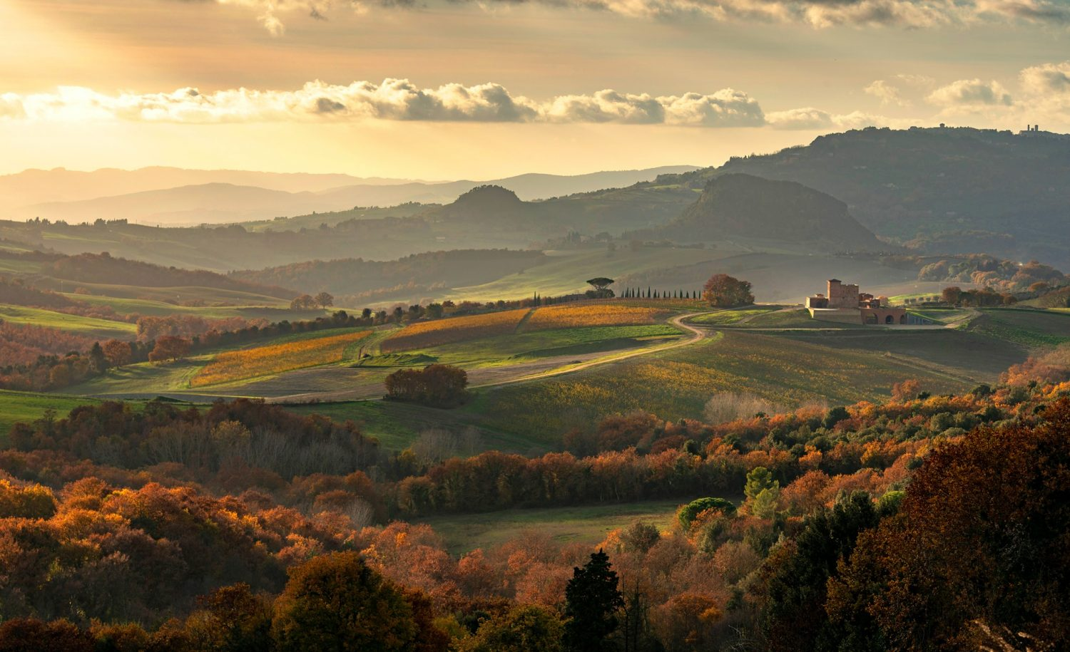 MonteRosola Estate, Autunno