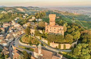 Castello di Cigognola / Moratti