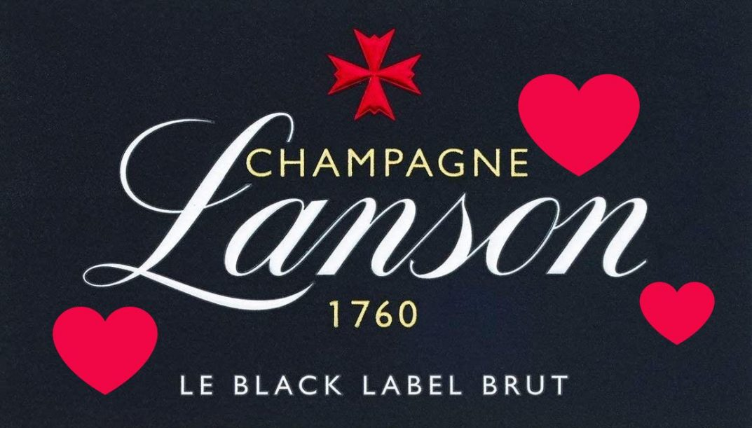 Le Black Label, Champagne Lanson