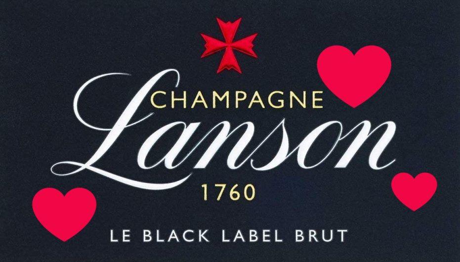 Le Black Label, Champagne Lanson