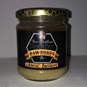 Black Bee Honey - Orange Blossom