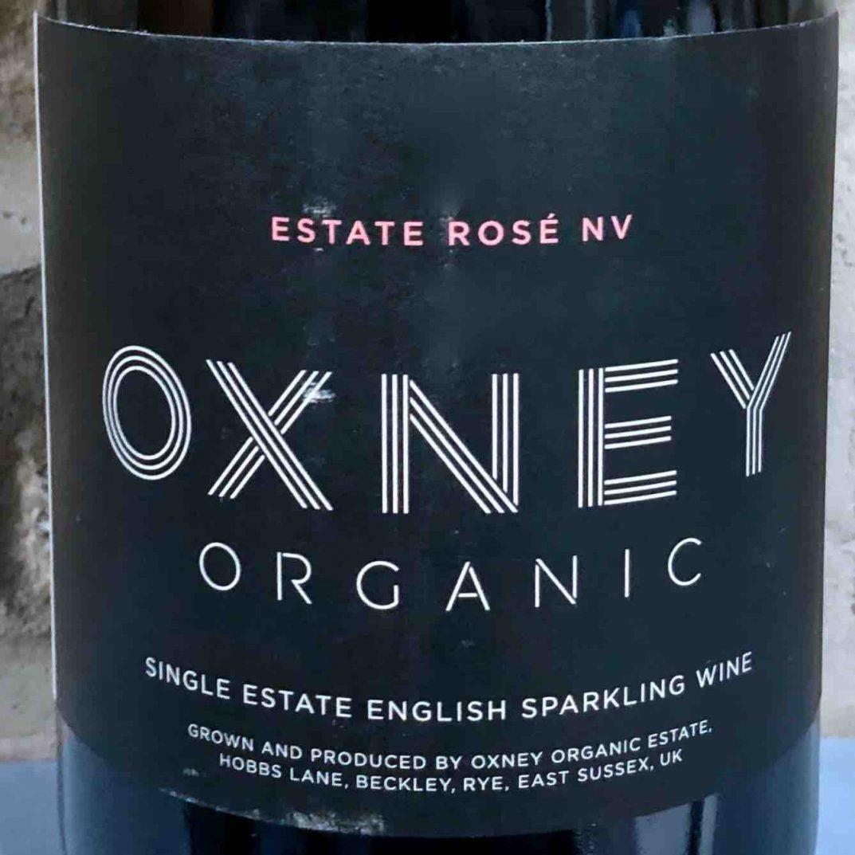 Oxney Organic Estate Rosé Brut NV